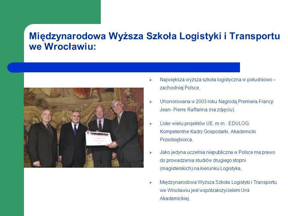 Międzynarodowa Wyższa Szkoła Logistyki i Transportu we Wrocławiu: