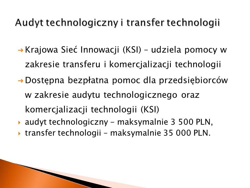 Audyt technologiczny i transfer technologii