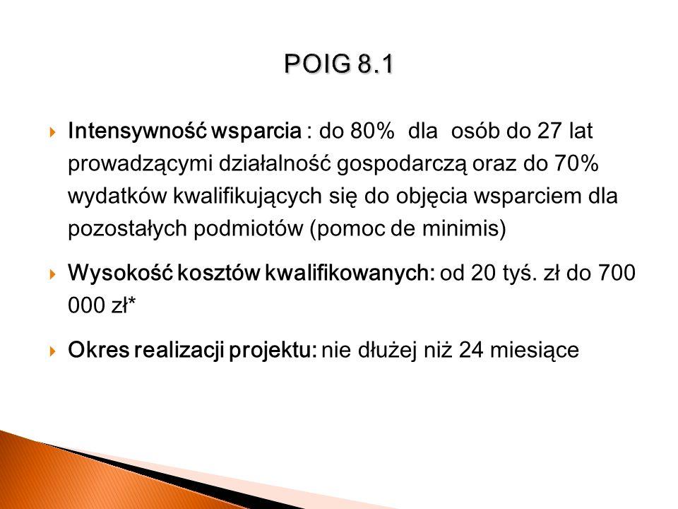 POIG 8.1