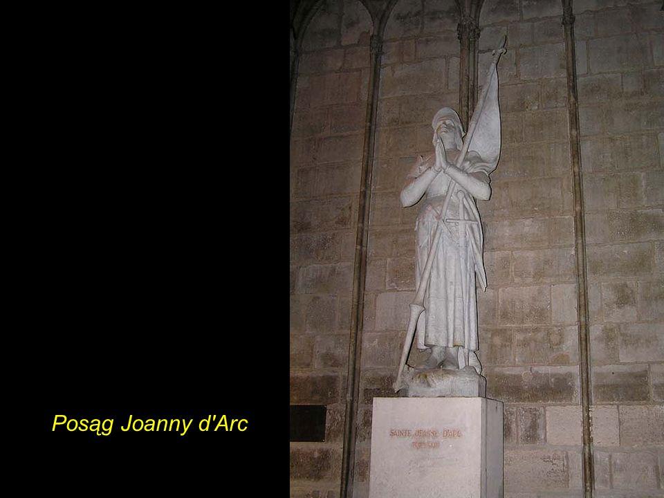 Posąg Joanny d Arc