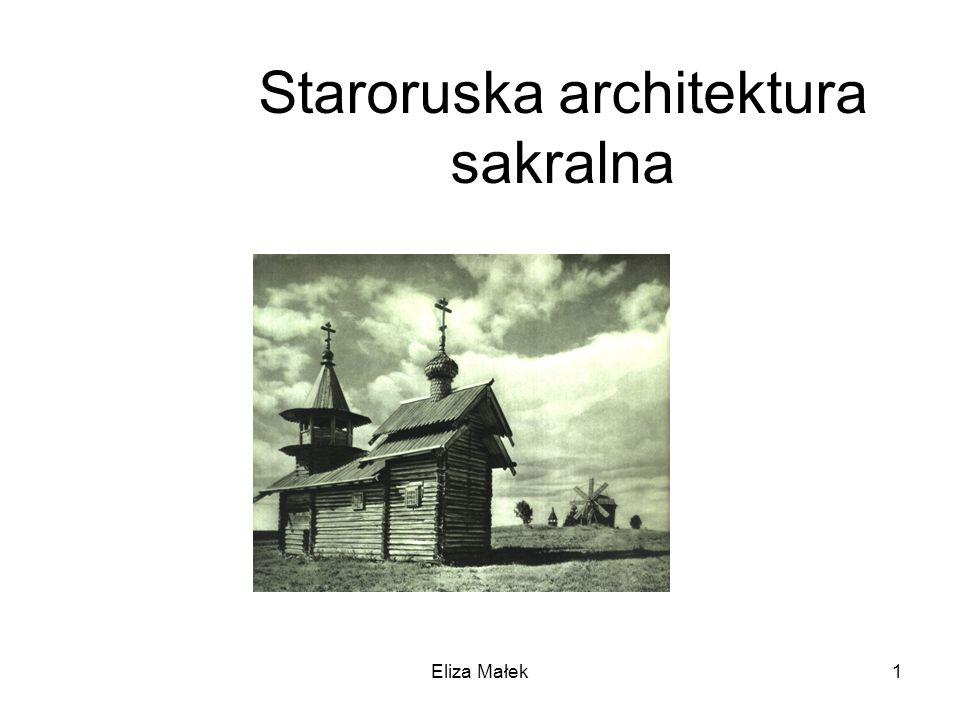Staroruska architektura sakralna