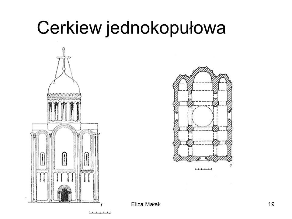 Cerkiew jednokopułowa