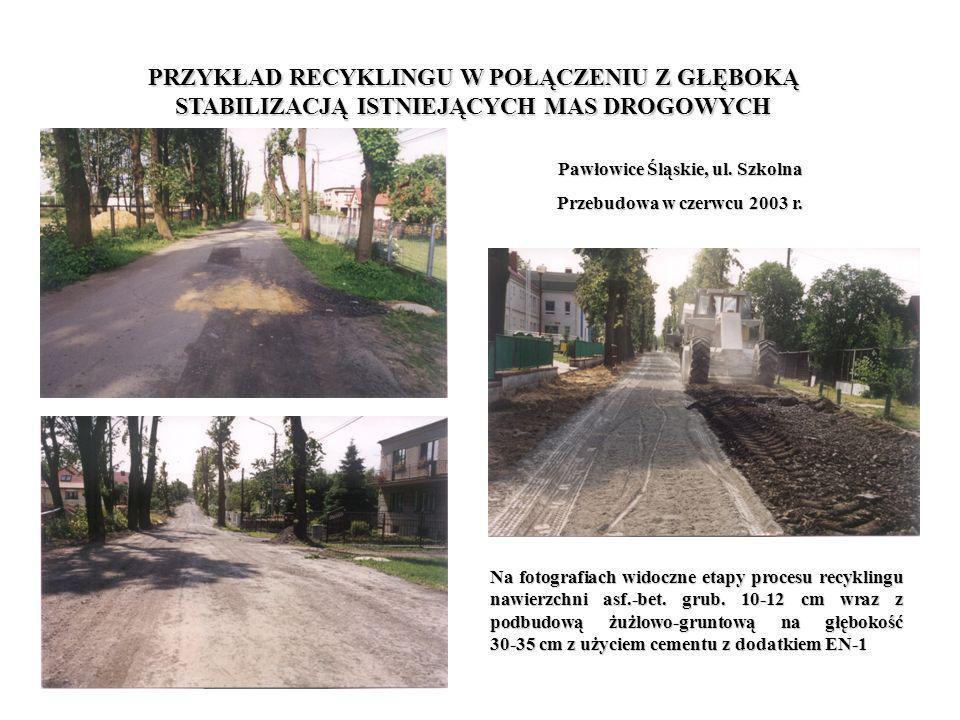 Pawłowice Śląskie, ul. Szkolna