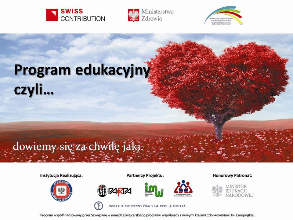 Program edukacyjny czyli…