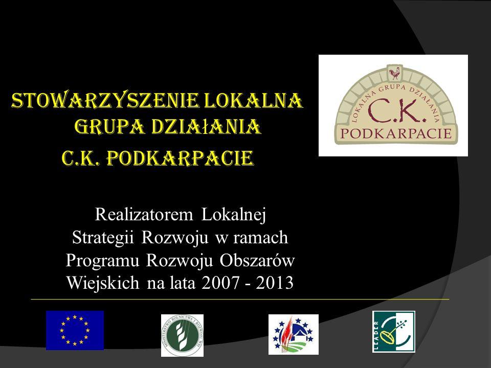 Stowarzyszenie Lokalna Grupa Działania C.K. Podkarpacie