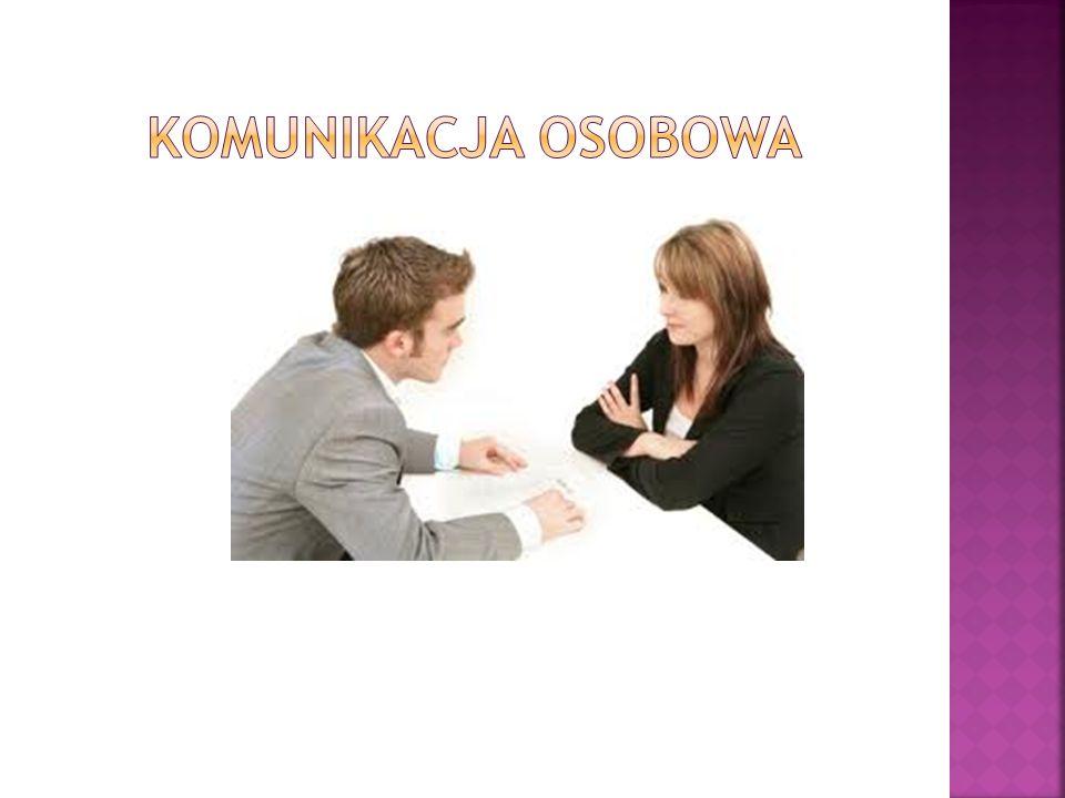 Komunikacja osobowa