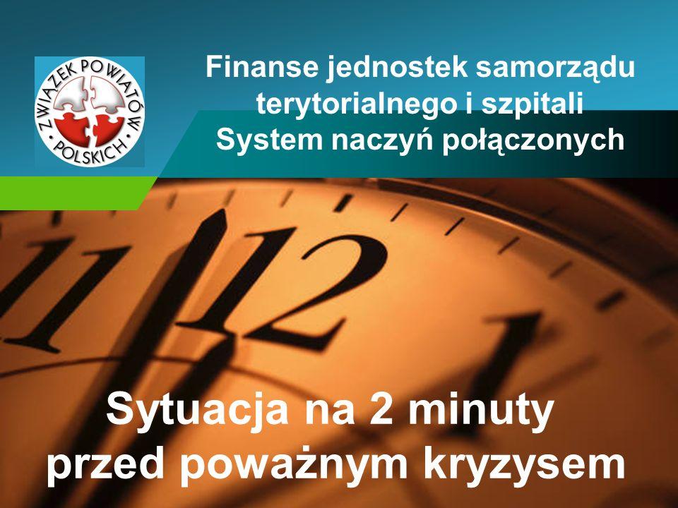 Sytuacja na 2 minuty przed poważnym kryzysem
