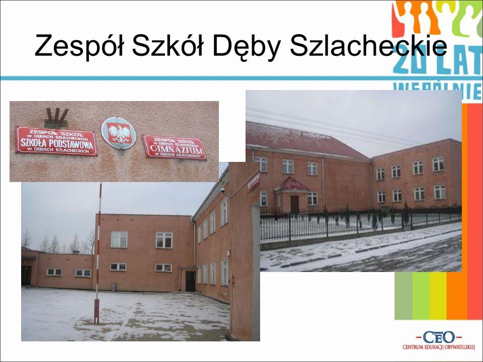 Zespół Szkół Dęby Szlacheckie