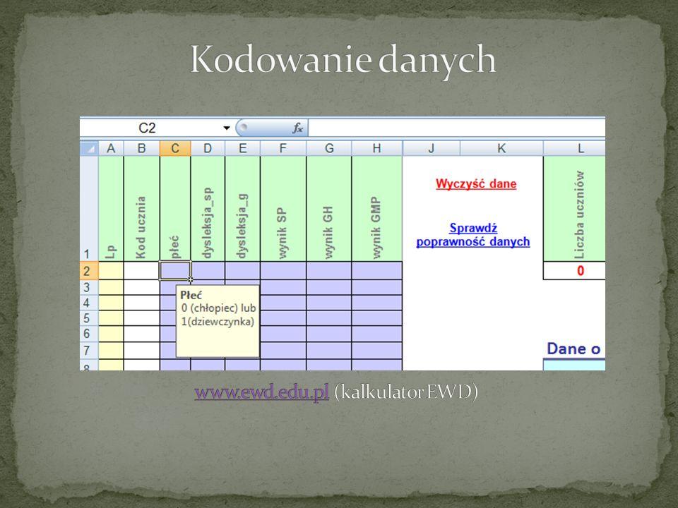 www.ewd.edu.pl (kalkulator EWD)