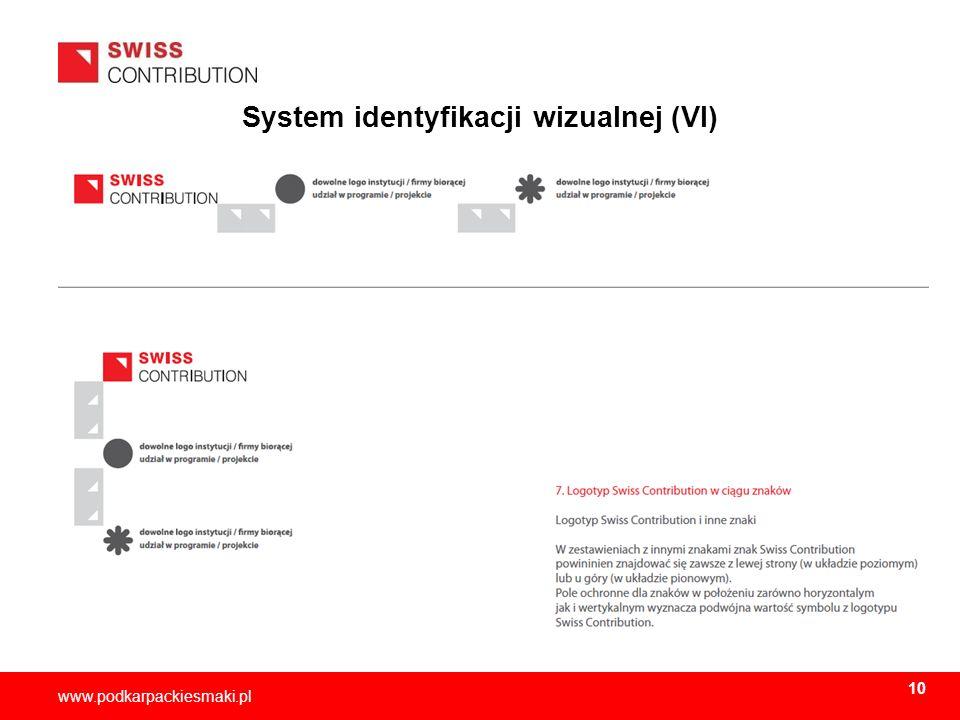 System identyfikacji wizualnej (VI)