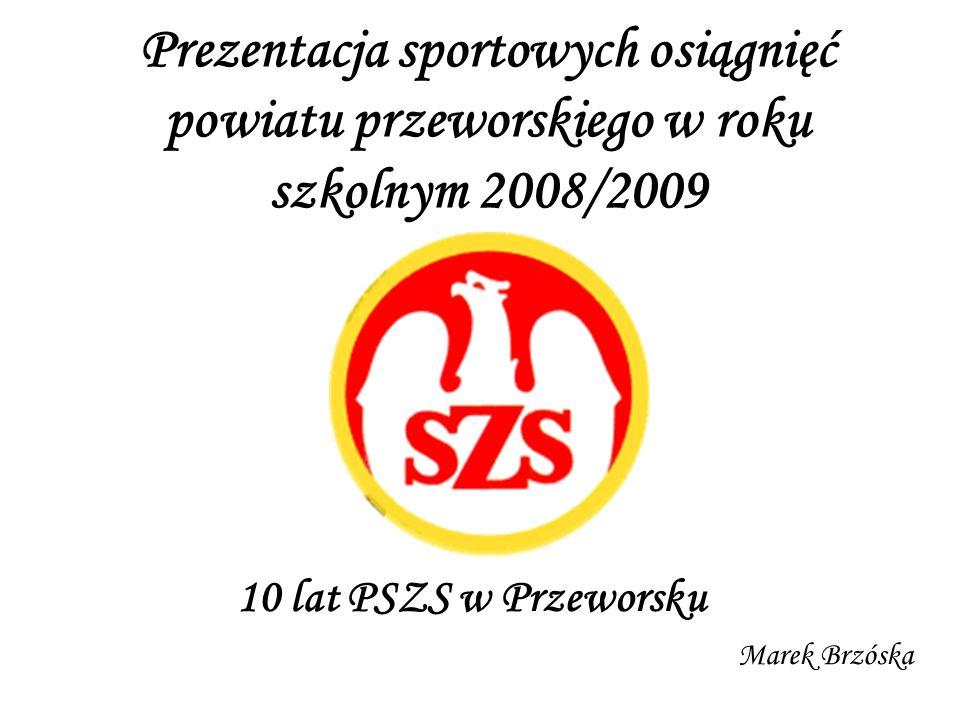 10 lat PSZS w Przeworsku Marek Brzóska