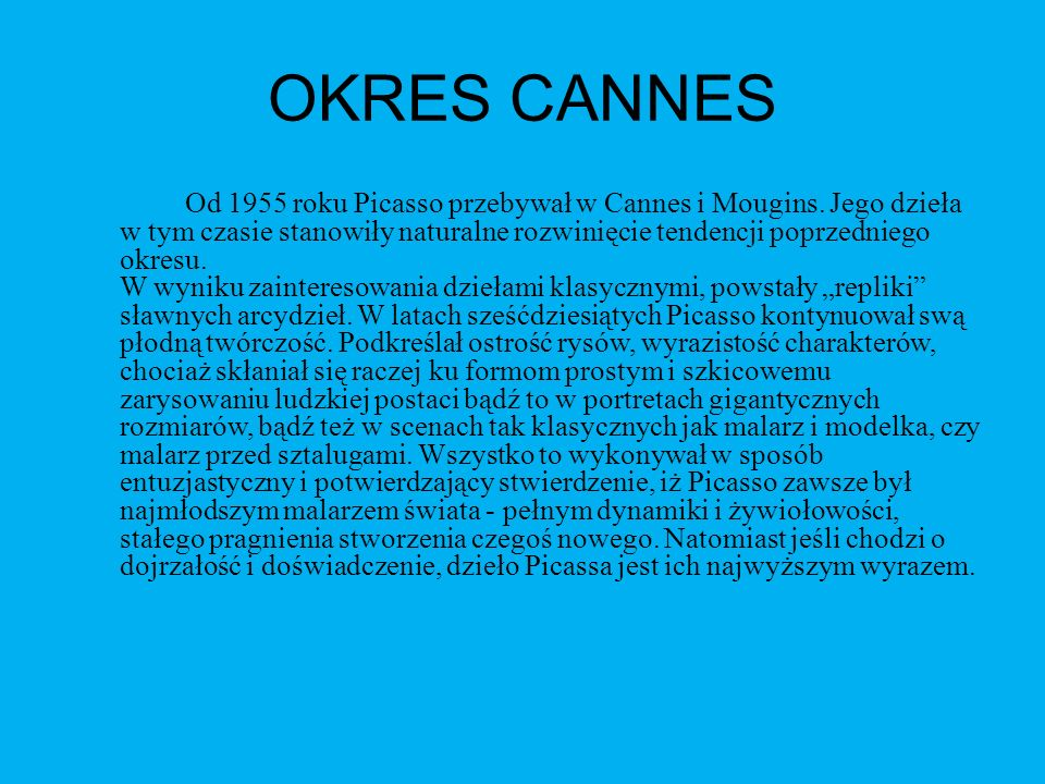 OKRES CANNES