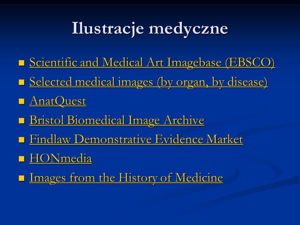 Ilustracje medyczne Scientific and Medical Art Imagebase (EBSCO)