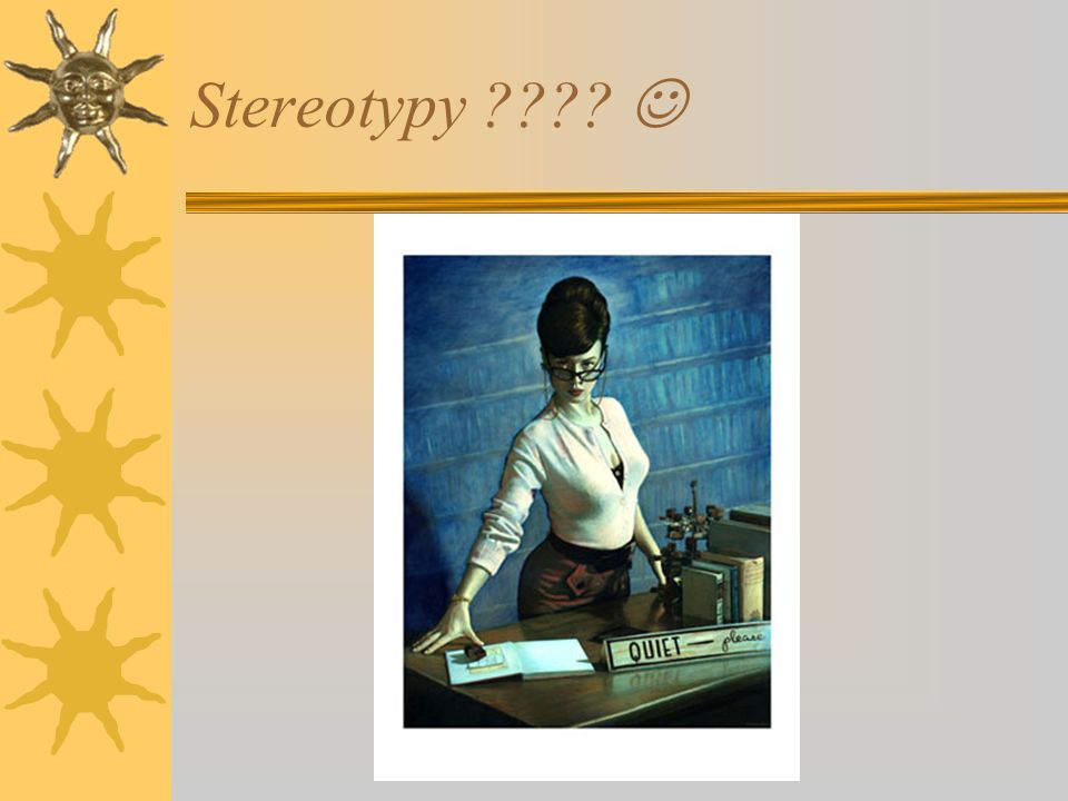 Stereotypy 
