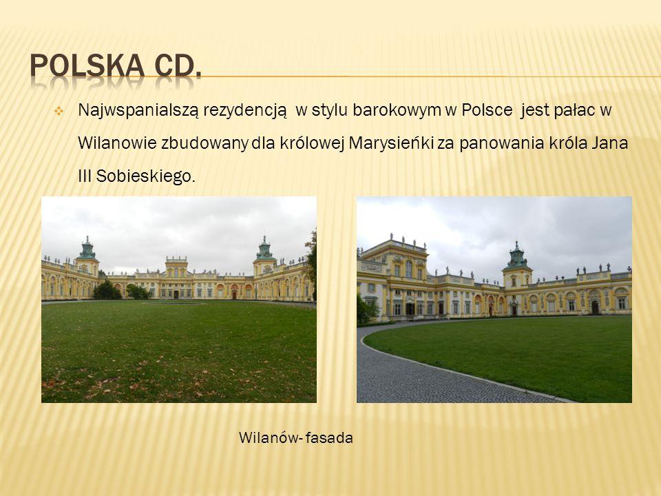 Polska cd.
