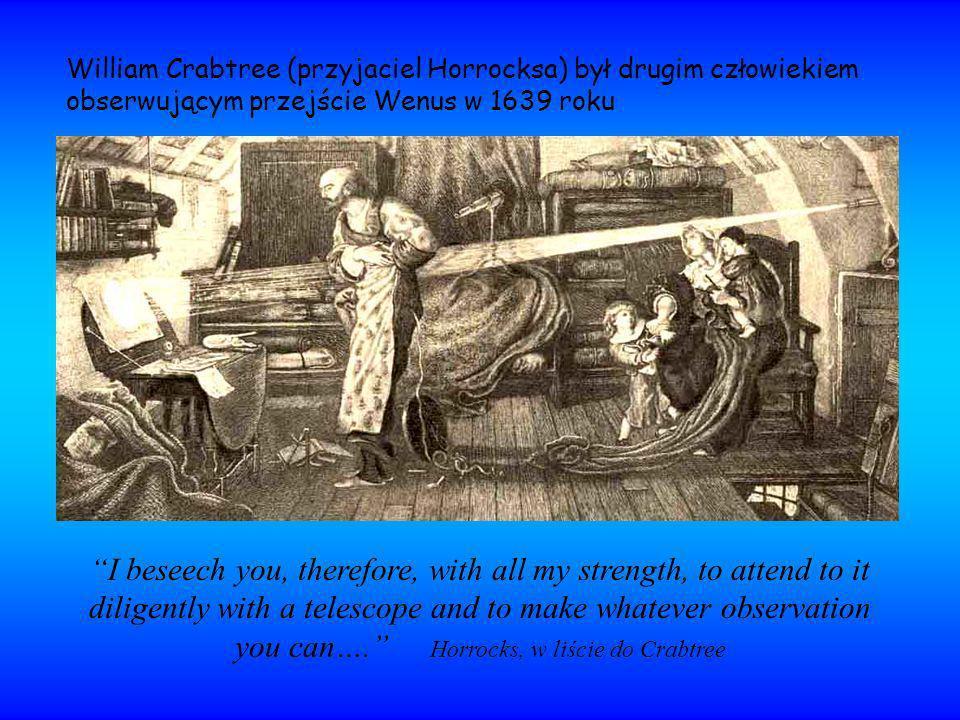 William Crabtree (przyjaciel Horrocksa) był drugim człowiekiem
