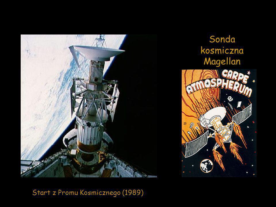 Start z Promu Kosmicznego (1989)
