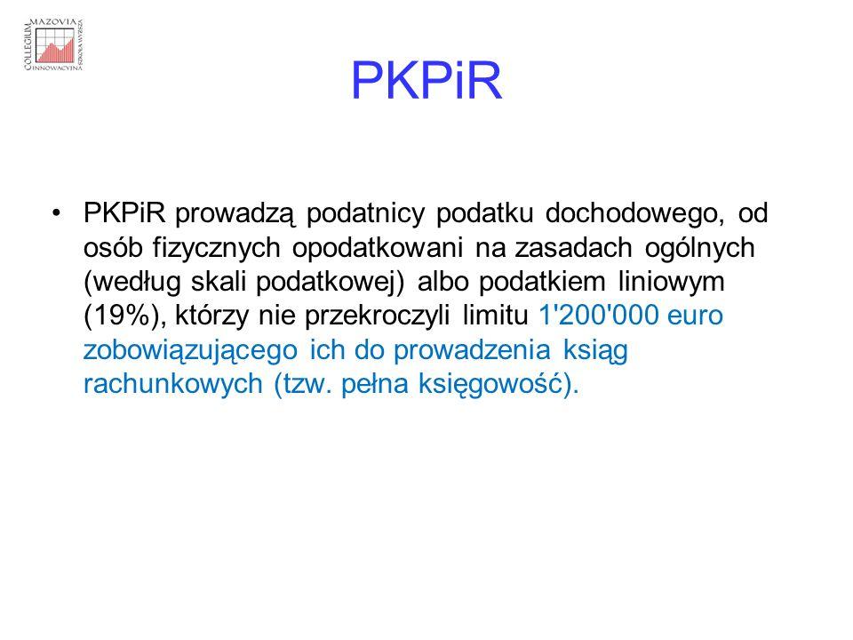 PKPiR
