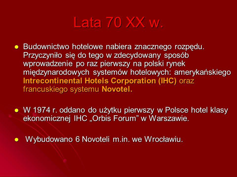 Lata 70 XX w.