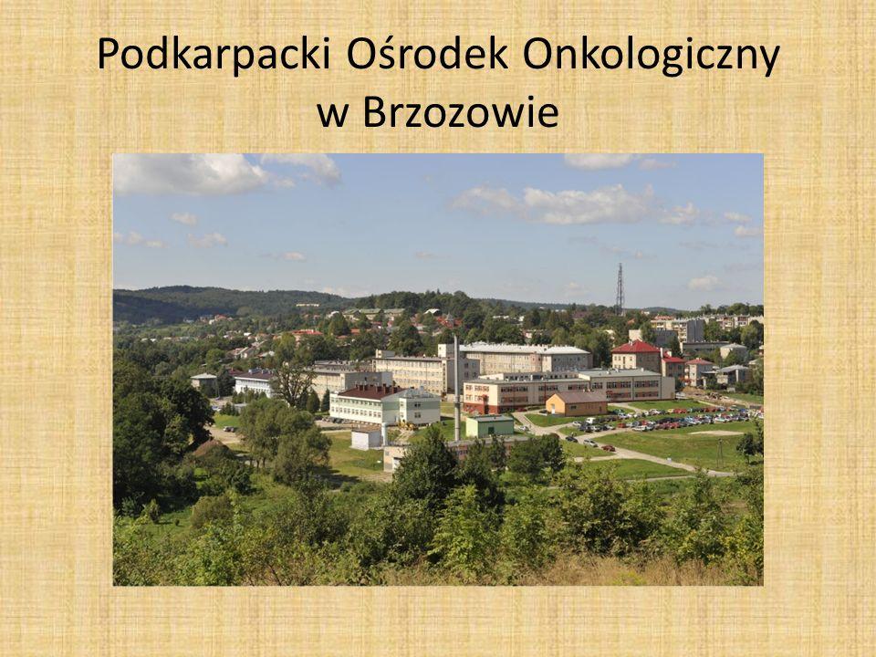 Podkarpacki Ośrodek Onkologiczny w Brzozowie