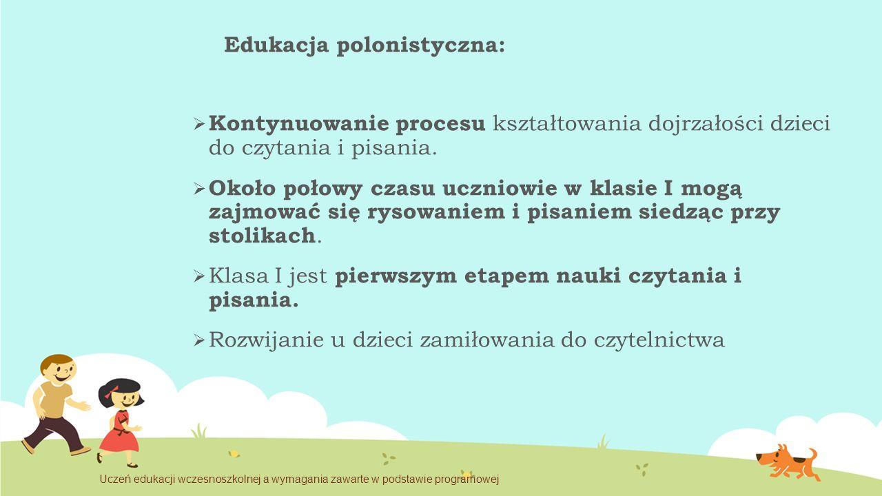 Edukacja polonistyczna: