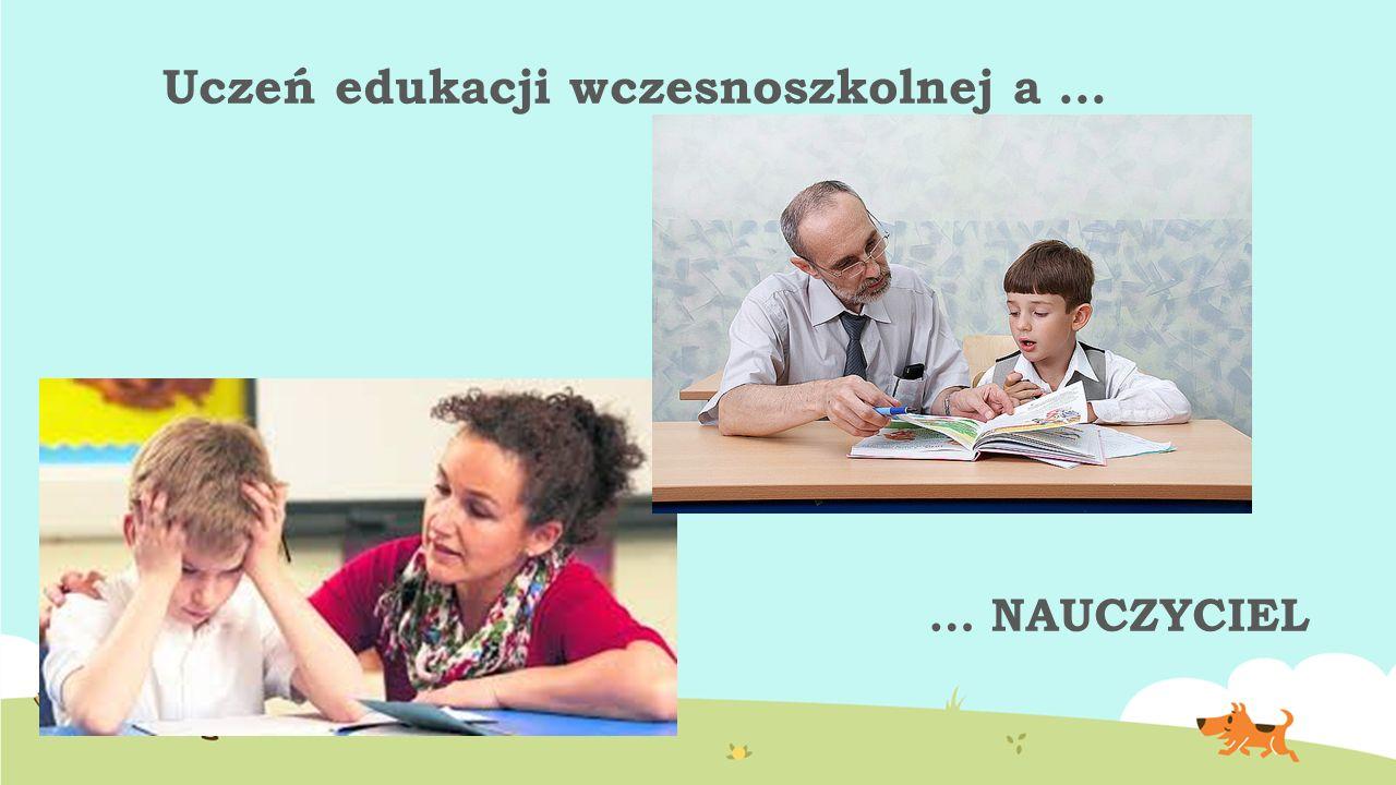 Uczeń edukacji wczesnoszkolnej a …
