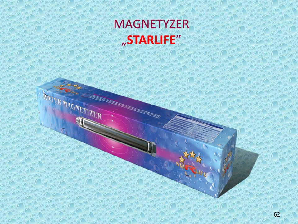 """MAGNETYZER """"STARLIFE"""