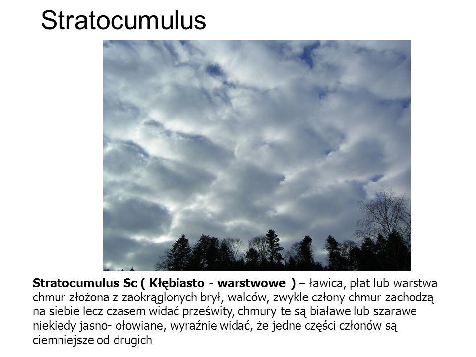 Stratocumulus