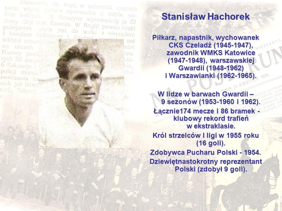 Stanisław Hachorek