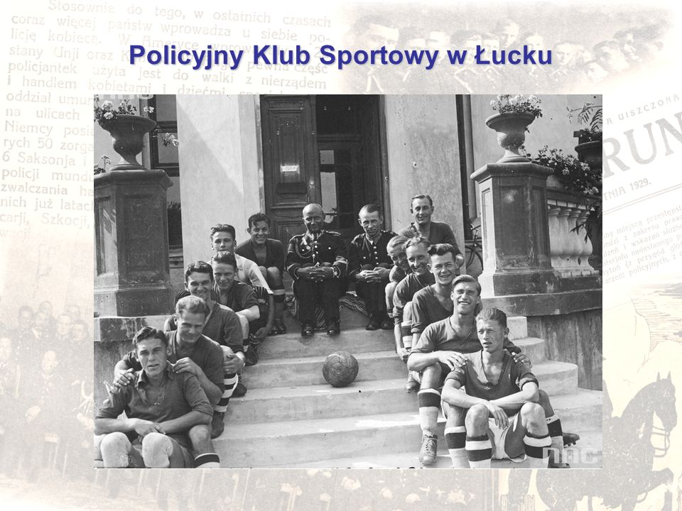 Policyjny Klub Sportowy w Łucku
