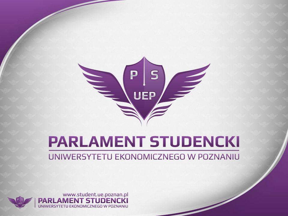 Po tym drugi slajd z info o PSUEP – kim jestesmy, co robimy, wybory do psuep