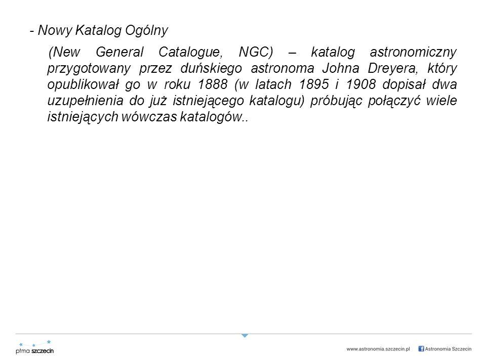 - Nowy Katalog Ogólny