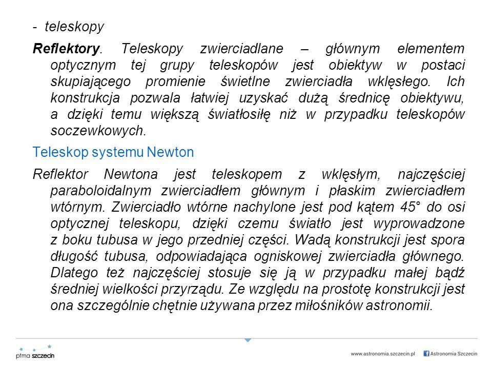- teleskopy