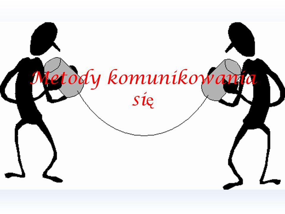 Metody komunikowania się