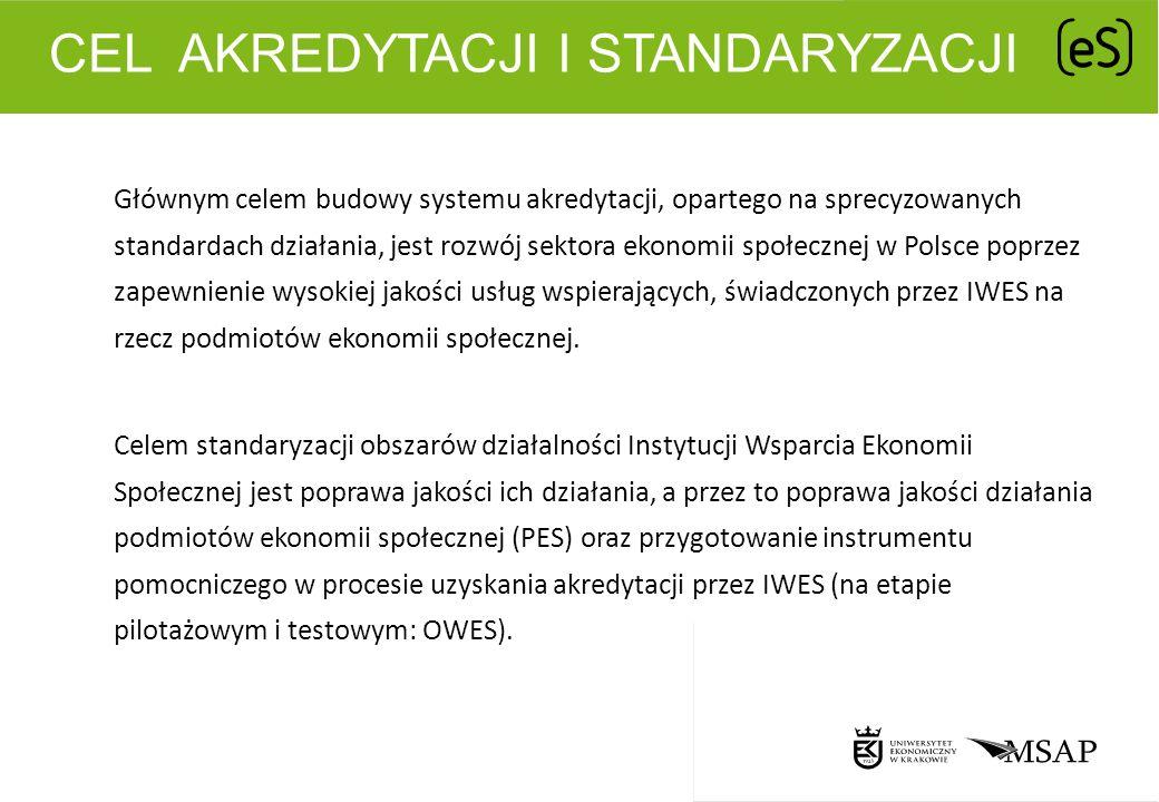 Cel akredytacji i standaryzacji