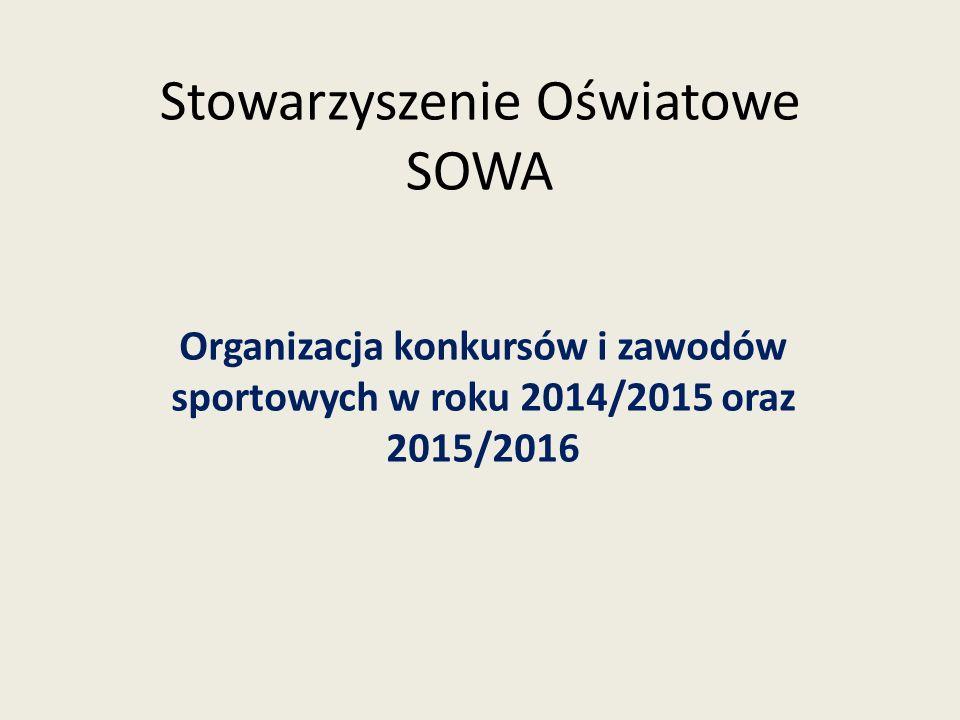 Stowarzyszenie Oświatowe SOWA