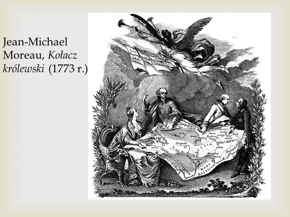 Jean-Michael Moreau, Kołacz królewski (1773 r.)
