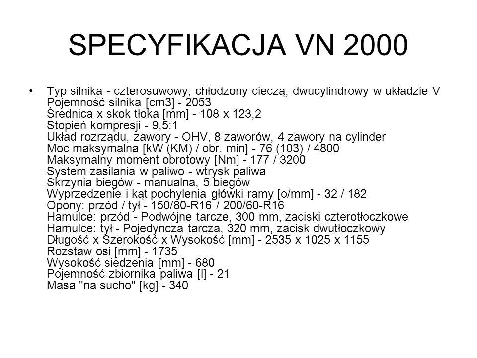 SPECYFIKACJA VN 2000