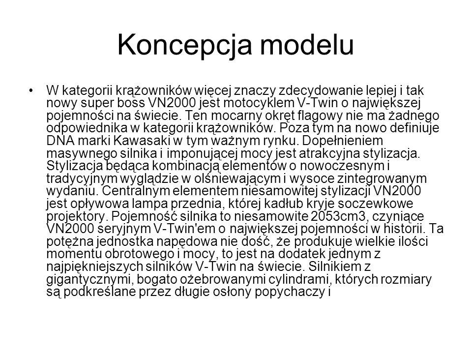 Koncepcja modelu