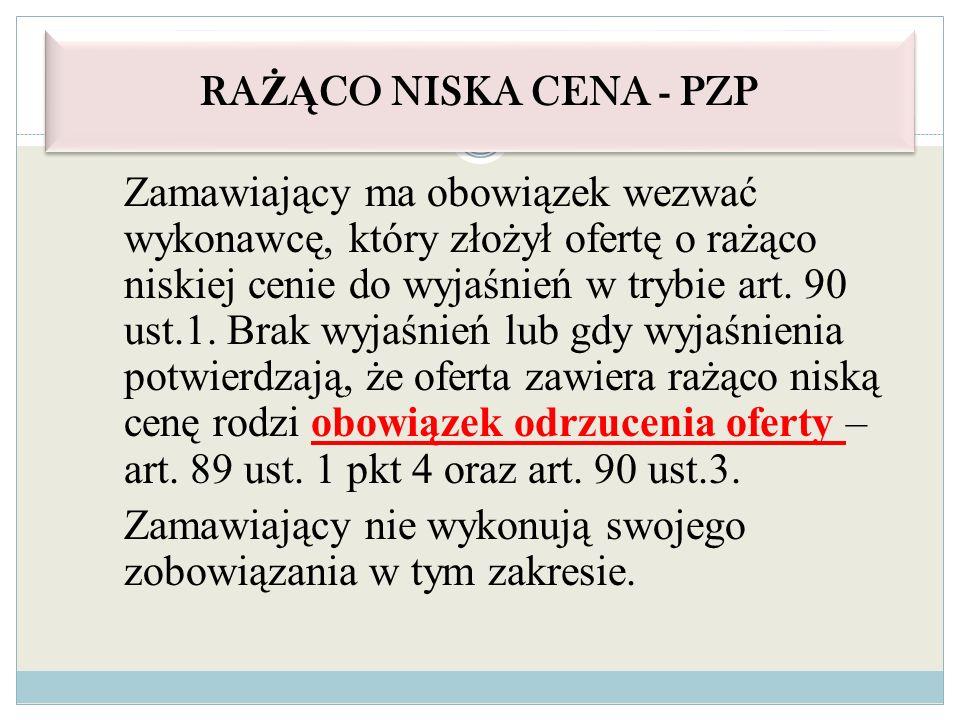RAŻĄCO NISKA CENA - PZP