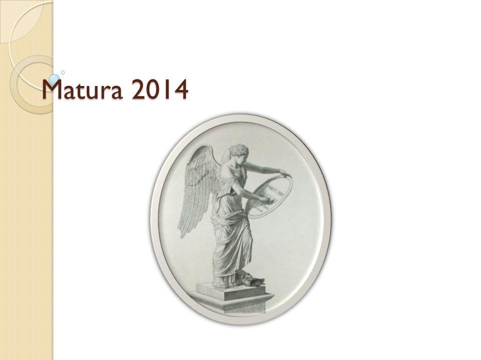 Matura 2014