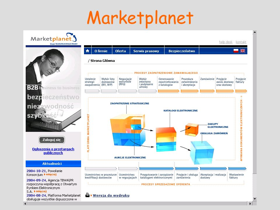 Marketplanet