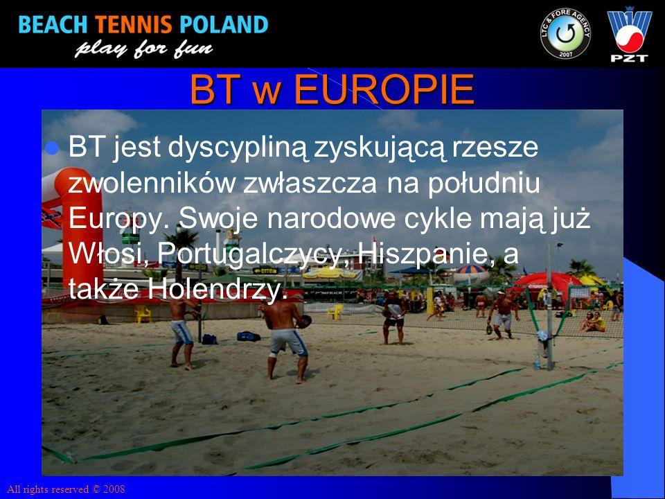BT w EUROPIE