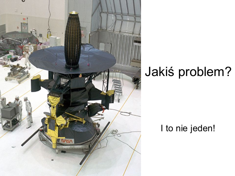Jakiś problem I to nie jeden!