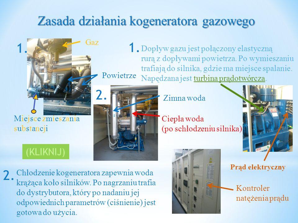 Zasada działania kogeneratora gazowego