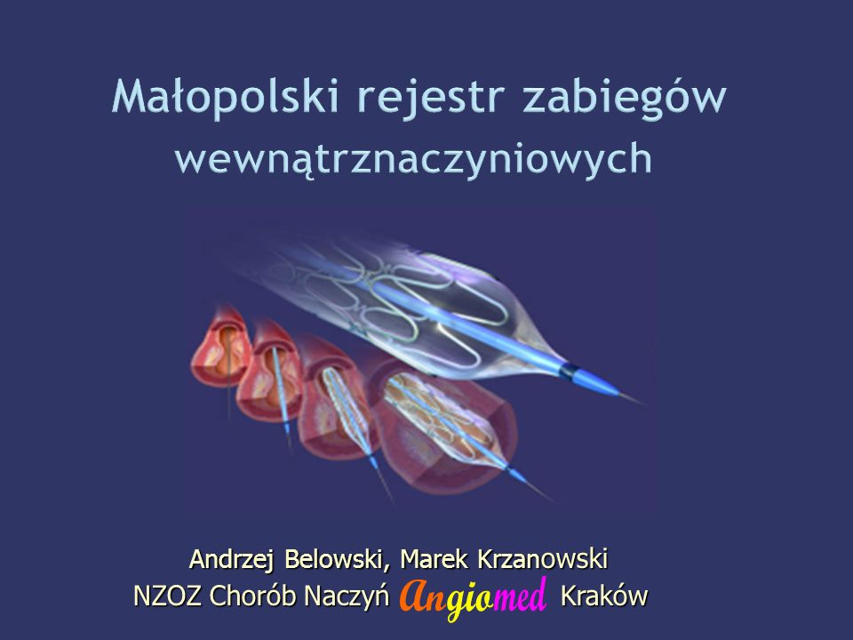 Małopolski rejestr zabiegów
