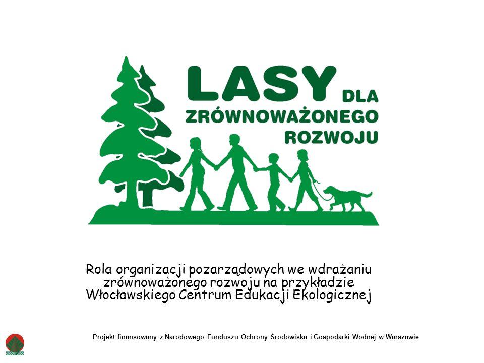 Rola organizacji pozarządowych we wdrażaniu zrównoważonego rozwoju na przykładzie Włocławskiego Centrum Edukacji Ekologicznej