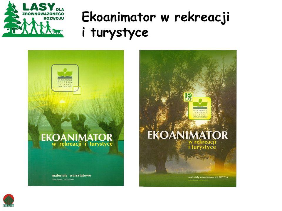 Ekoanimator w rekreacji i turystyce