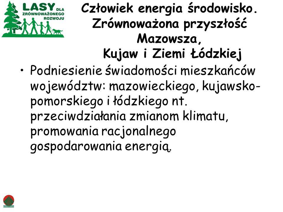 Człowiek energia środowisko