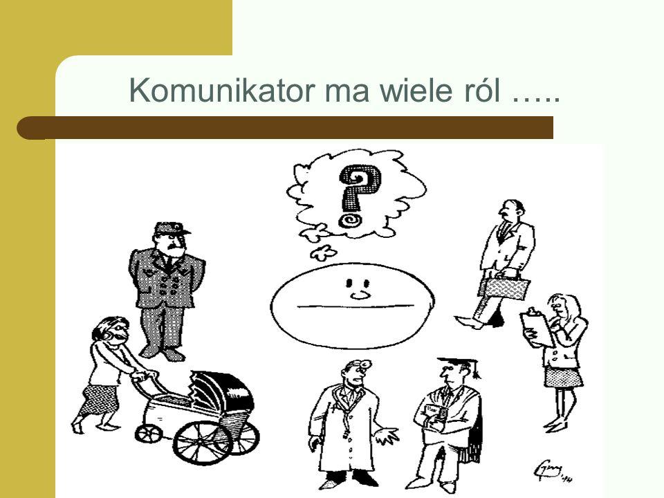 Komunikator ma wiele ról …..